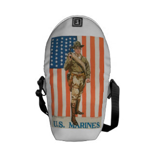 U.S. Marines not to forget Messenger Bags
