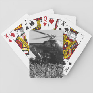 U. S. Marines of the First Marine Div_War Image Playing Cards
