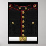 U.S. Marines: USMC Dress Uniform [3D]