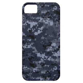 U.S. Military Blue Camouflage iPhone 5 Cover