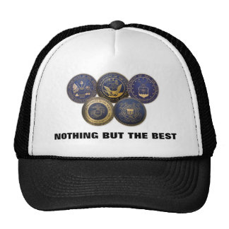 U.S.  MILITARY - Seals Cap