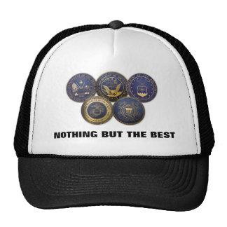 U.S.  MILITARY - Seals Hat
