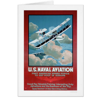 U.S. Naval Aviation (US02304) Card