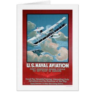 U.S. Naval Aviation (US02304) Greeting Card