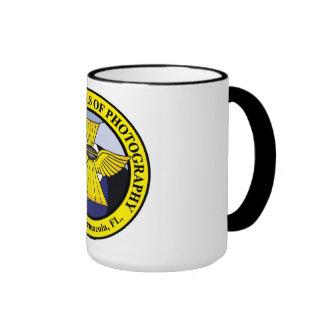 U S Naval Schools of Photography 15oz Mug Wings