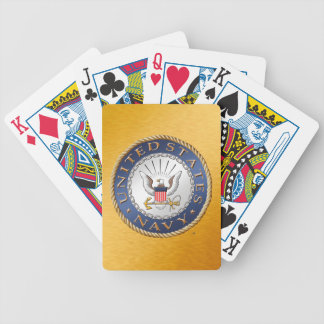 U.S. Navy Bicycle® Poker Playing Cards