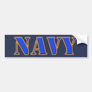U.S. Navy Bumper Sticker