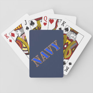 U.S. Navy Classic Playing Cards