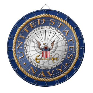 U.S. Navy Dartboard