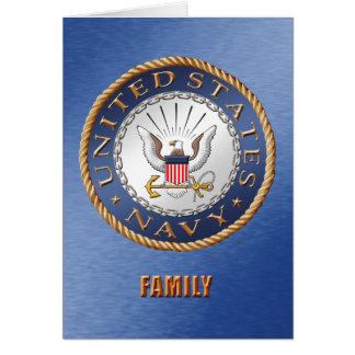 U.S. Navy Family Card