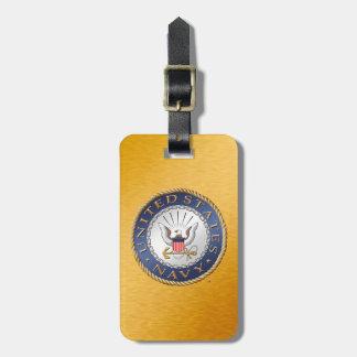 U.S. Navy Luggage Tag