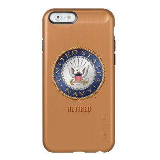U.S. Navy Retired iPhone Cases Incipio Feather® Shine iPhone 6 Case