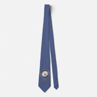 U.S. Navy Retired Neck Tie