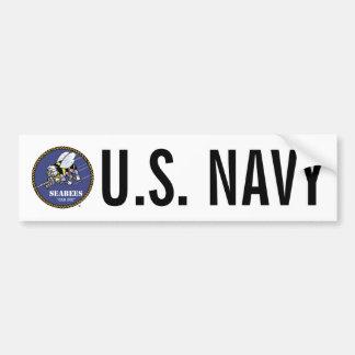 U.S. Navy | Seabees Bumper Sticker