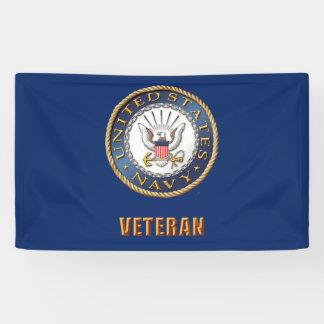 U.S. Navy Veteran Banner
