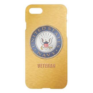 U.S. Navy Veteran iPhone Cases