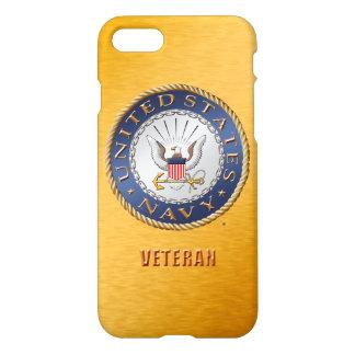 U.S. Navy Veteran iPhone Phone Cases