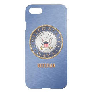 U.S. Navy Veteran iPhone & Samsung Cases