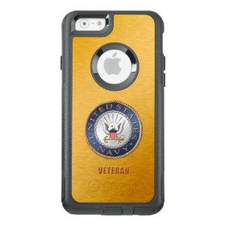 U.S. Navy Veteran iPhone & Samsung Otterbox Cases