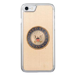 U.S. Navy Wood Case