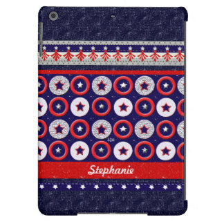 U.S. Patriotic Celebration of National Holidays iPad Air Covers