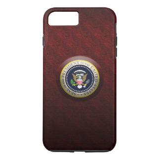 """U.S. President Scarlet leather"" iPhone 7 Plus Case"