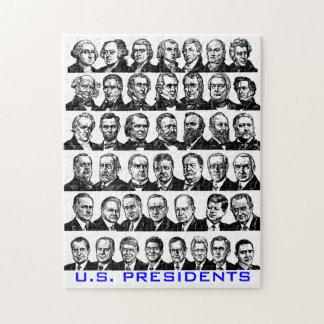 U.S. Presidents Puzzle