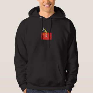 , U, S, S, R HOODED PULLOVERS