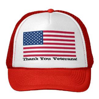 """U.S. - """"Thank You Veterans!"""" - Cap"""