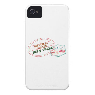 U.S Virgin Islands Been There Done That Case-Mate iPhone 4 Case