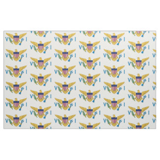 U.S. Virgin Islands Flag Fabric