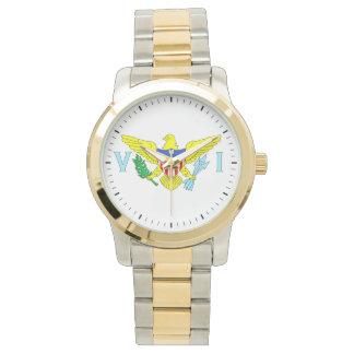 U.S. Virgin Islands Wrist Watch
