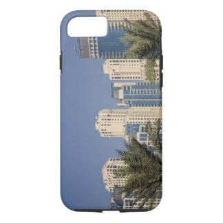 UAE, Dubai. Towers of Jumeirah Beach Residence iPhone 7 Case