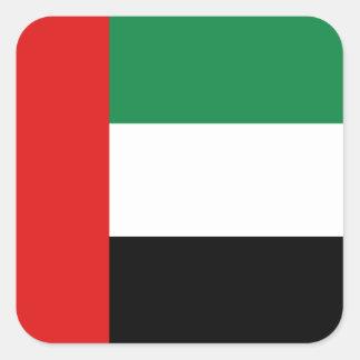 UAE Flag Sticker