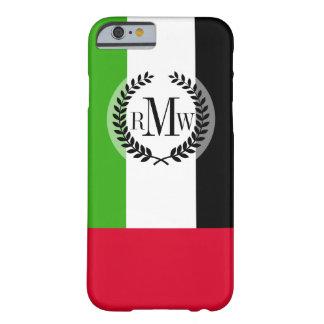 UAE United Arab Emirates Flag Barely There iPhone 6 Case