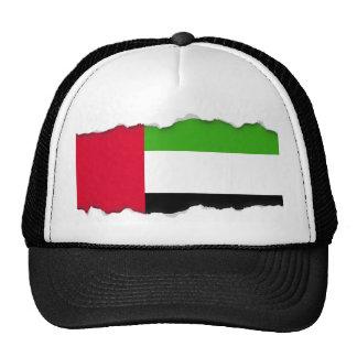 UAE United Arab Emirates Flag Cap