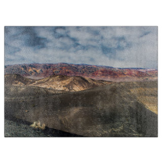 Ubehebe Crater Death Valley Cutting Board
