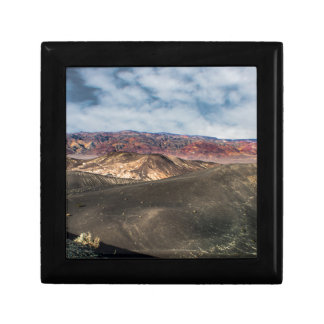 Ubehebe Crater Death Valley Gift Box