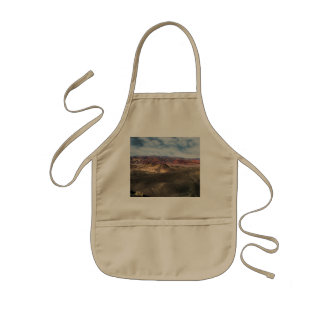 Ubehebe Crater Death Valley Kids Apron