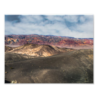 Ubehebe Crater Death Valley Photo Print