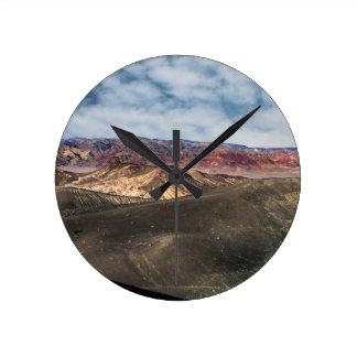 Ubehebe Crater Death Valley Round Clock