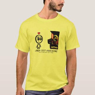 Uber 1337 Awesome T-Shirt