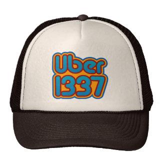 Uber 1337 cap