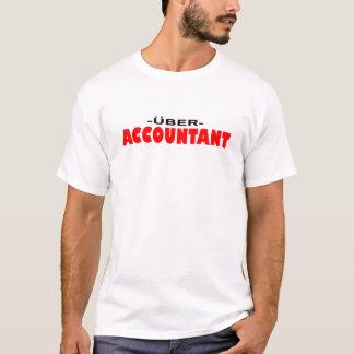 Uber Accountant T-Shirt