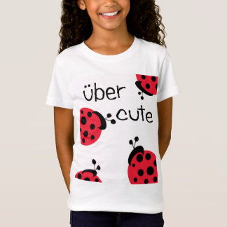 uber cute ladybugs II shirt