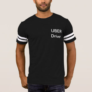 UBER Driver S to 3XL cotton Men's T-Shirt