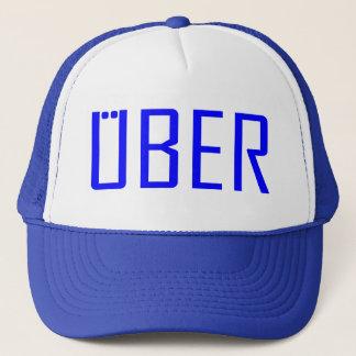 UBER GEAR BY EKLEKTIX TRUCKER HAT