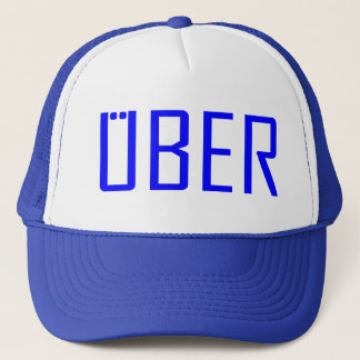 UBER GEAR TRUCKER HAT