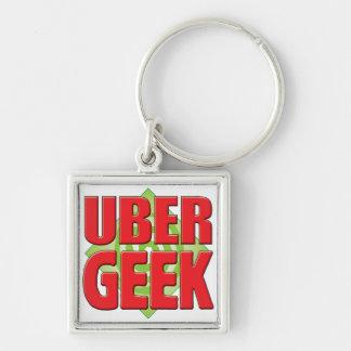 Uber Geek v2 Keychain