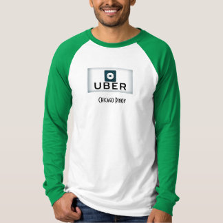 Uber Men's Long Sleeve T-Shirt